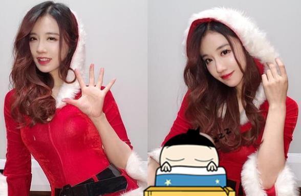 轩子巨2兔圣诞照